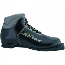 Лыжные ботинки SPINE NN75 Cross (кожа)